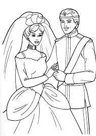 prince princess coloring free download
