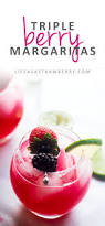 margarita recipes triple berry margaritas life as a strawberry