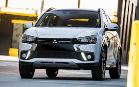 2017 mitsubishi outlander sport limited edition mitsubishi outlander sport sel 2018 wallpapers and hd images