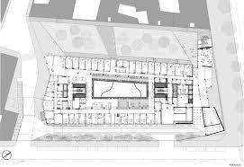 Plan Ground Floor Gallery Of Imagine Institute Valero Gadan Architectes Ateliers