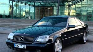 1993 Mercedes Coupe Mercedes Benz Cl 500 Amg W140 1998 Youtube