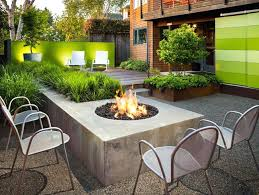 Small Firepit Pit Garden Ideas An All In One Patio Small Garden Ideas