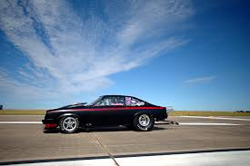 1975 chevy vega shane mcalary returns to street outlaws in a new vega