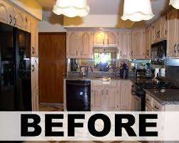 white kitchen cabinets with cathedral doors 10 kitchen transformations where only the cabinets changed