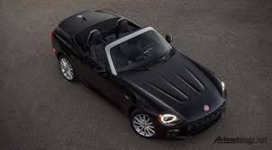fiat spider 2016 here is the new fiat 124 spider mazda mx 5 cousins from italy