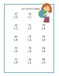 2 digit subtraction use base 10 blocks no regrouping practice