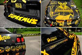 racing car design for motorsport playground in kuala lumpur