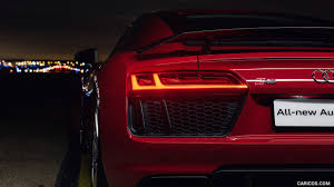 2016 audi r8 wallpaper 2016 audi r8 v10 plus coupe uk spec red tail light hd