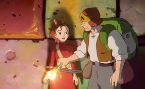 toronto film pow wow review borrower arrietty