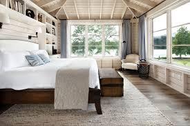 cottage design bedroom ideas white checkered sunscreen simple dark