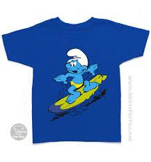the smurfs the smurfs kids t shirt