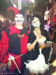Court Jester Halloween Costume Evil Jester Lady Court Halloween Costume Ideas