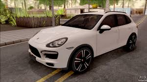 porsche jeep 2012 porsche cayenne turbo 2013 single version for gta san andreas