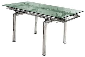 Glass Dining Room Table With Extension Amusing Design Dining Room - Dining room tables with extensions