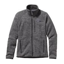 patagonia men u0027s better sweater fleece jacket