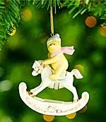 Lenox Christmas Ornaments Baby by Swarovski Crystal Baby U0027s First Christmas Ornament Annual Edition
