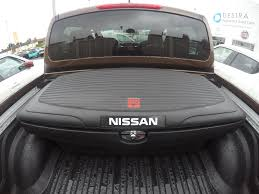 box car nissan nissan navara np300 d23 2016 on rear buck plastic tool box