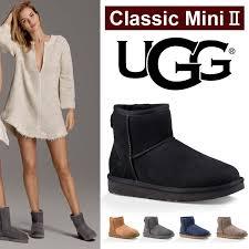 s grey ankle ugg boots pyupyu rakuten global market ugg australia mini ugg