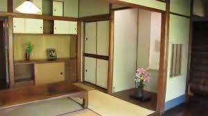 traditional japanese house and garden youtube