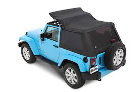 black and teal jeep bestop 56852 35 trektop nx plus in black diamond for 07 17 jeep