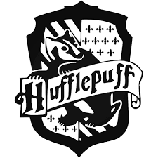 hogwarts alumni sticker hufflepuff crest vinyl decal sticker cricut