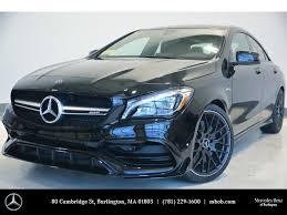 mercedes a 45 amg 4matic 2018 mercedes 45 amg coupe coupe in burlington