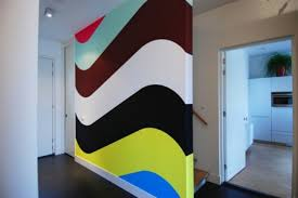 wall paint designs ideas for wall painting designs modular wave wall paint designs