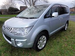 mitsubishi delica 2015 used mitsubishi delica people carrier for sale motors co uk