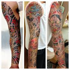 22 best japanese tattoo sleeve templates images on pinterest
