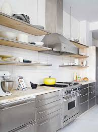 13 metal kitchen cabinets to create your unique look