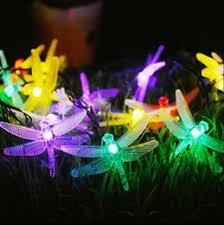 Christmas Garden Decorations Australia by Solar Powered Dragonfly Garden Lights Australia New Featured