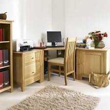 corner office desk with storage wooden corner desks for home office desk ideas