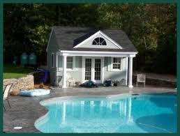 28 best poolhouse images on pinterest pool houses backyard