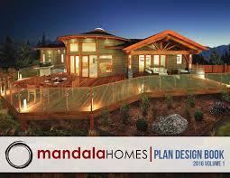 mandala homes plan design book 2016 volume one by mandala custom