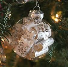 diy ornaments glass balls filled with petals and