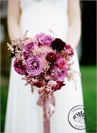 plum wedding wedding bouquet plum wedding bouquet 793425 weddbook