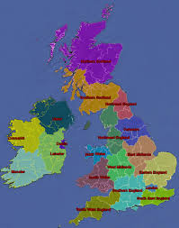 Map Of Ireland And England by Uk Regional Map Geocaching Com Wiki Geocaching Wiki