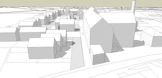 housing plans submitted for former innerleithen mill scottish