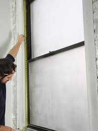 Installing Drapery Rods How To Correctly Hang A Drape At Home Pottery Barn How To Hang