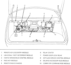 cadillac cts traction where is the electronic brake traction module located