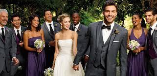 wedding mens color coordination men s wearhouse david s bridal