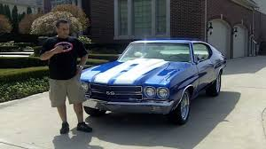 Chevelle Ss Price 1970 Chevy Chevelle Fuel Injected Classic Muscle Car For Sale In