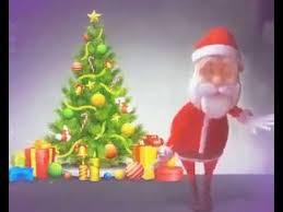 imagenes de santa claus feliz navidad dancing santa claus feliz navidad song youtube