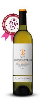villa chambre d amour vin blanc lionel osmin cie