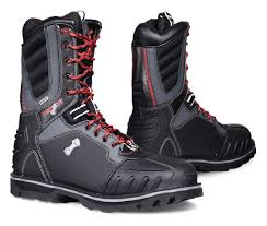 youth motorcycle boots motorfist stomper 2 0 boots revzilla
