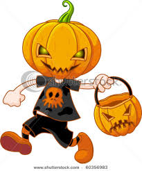 Boys Pumpkin Halloween Costume Cartoon Character Pumpkin Head Boy Halloween Costume Trick