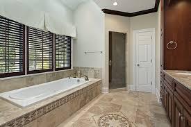 designing bathroom stone tile bathroom home interior design ideas