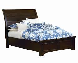 low profile bed brown wooden low profile bed frame with drawer of comfortable low