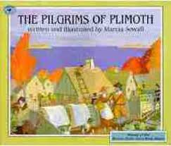 the pilgrims book the pilgrims of plimoth by marcia sewall scholastic