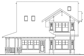 house plans with detached guest house house and garage images craftsman bungalow with detached